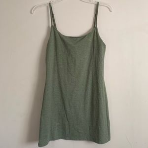 H&M Basic Mini Dress